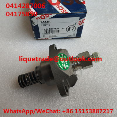 China BOSCH original pump 0414287006 , 0 414 287 006 , 04175850 , 0417 5850 for Deutz distributor