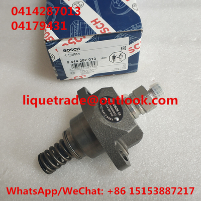 China BOSCH unit pump 0414287013 , 0 414 287 013  DEUTZ unit pump 04179431 , 0417 9431 distributor