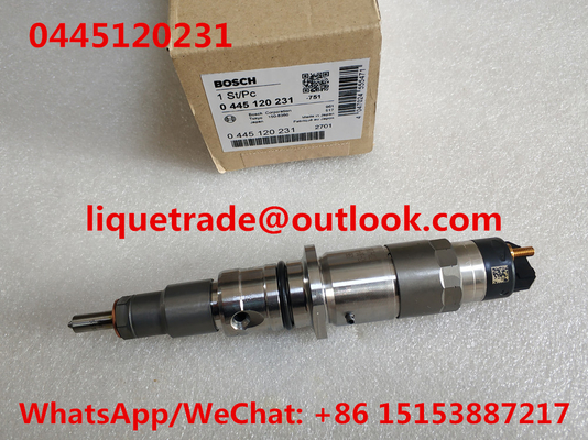 China BOSCH Common rail injector 0445120231 , 5263262 , 0 445 120 231 , 0445 120 231 , distributor