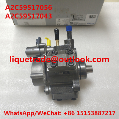 China Siemens VDO Genuine pump A2C59517056 , A2C59517043 distributor