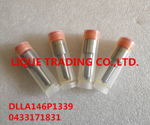 China Common Rail Injector Nozzle DLLA146P1339, 0433171831, DLLA 146 P 1339, 0 433 171 831 distributor