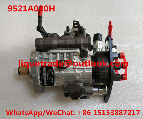 China DELPHI fuel pump 9521A030H,  9521A031H Genuine and New distributor