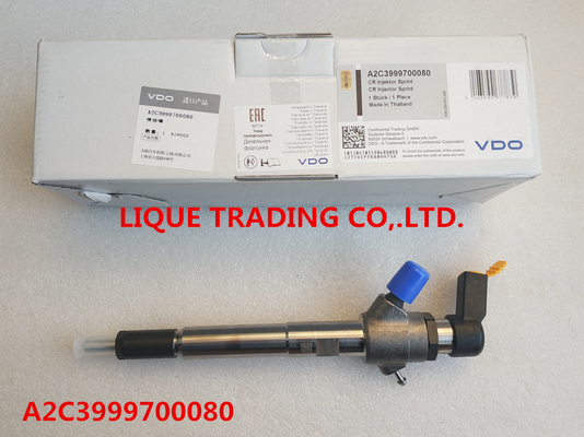 China VDO INJECTOR A2C3999700080 Common rail injector 92333  for 3.2L 7001105C1 distributor