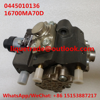 China BOSCH GENUINE FUEL PUMP 0445010136 , 0 445 010 136 , 16700-MA70D, 16700 MA70D, 16700MA70D distributor