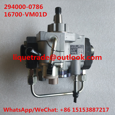China DENSO Fuel pump 294000-0786 , 294000-0785 , 294000-0780 , SM294000-0786 , 16700 VM01D , 16700VM01D , 16700-VM01D distributor