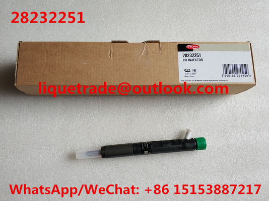China DELPHI INJECTOR 28232251 Common rail injector 28232251 , 166001137R ,166001137 distributor